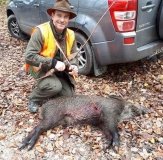 Cari-bow Success Hunt with Etienne